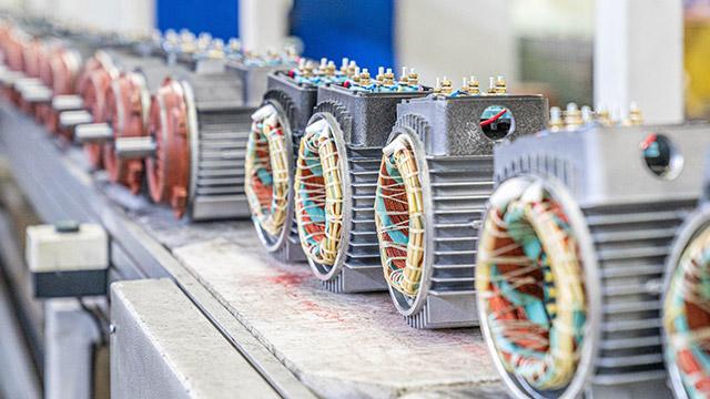 洗衣机所使用的变频电机与普通电机有什么区别?